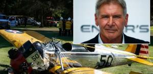 Harrison Ford, rănit grav în urma prăbuşirii unui avion de epocă