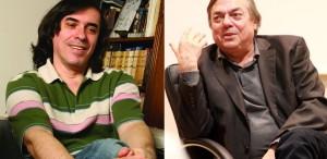 Mircea Cărtărescu în dialog cu Drago Jančar despre rolul artistului în societatea contemporană