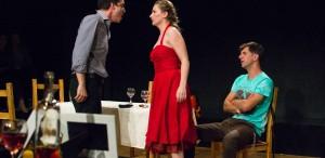 """""""ORFANI"""" de Dennis Kelly revine la Godot Cafe-Teatru"""