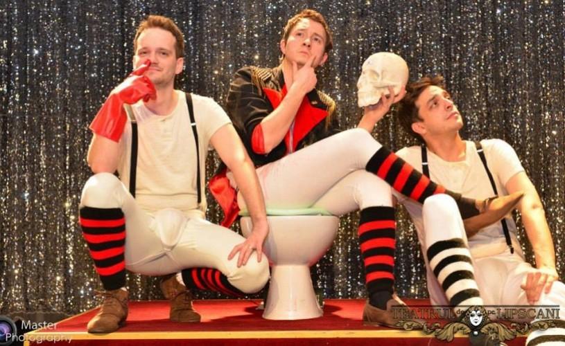 Operele complet prescurtate ale lui William Shakespeare, din 15 martie la Teatrul de pe Lipscani