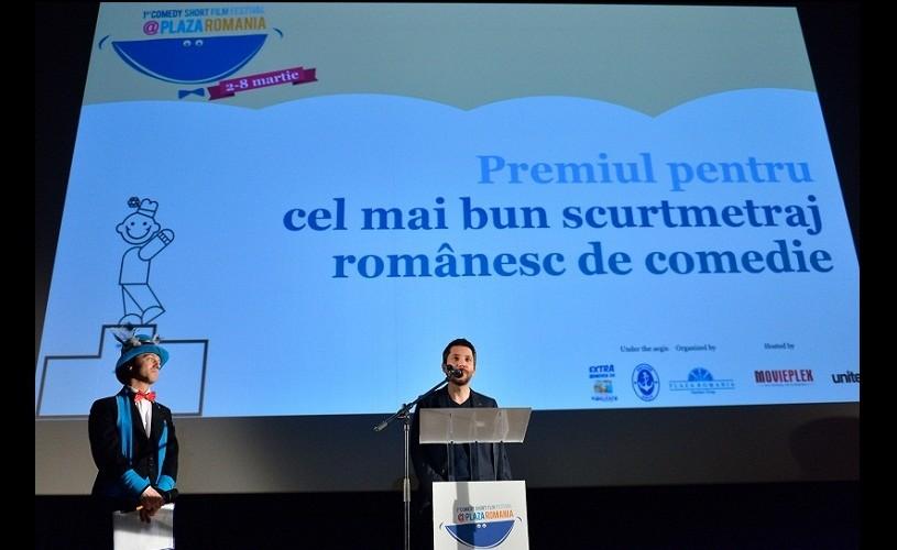 Câștigătorii Comedy Short Film Festival @ Plaza România