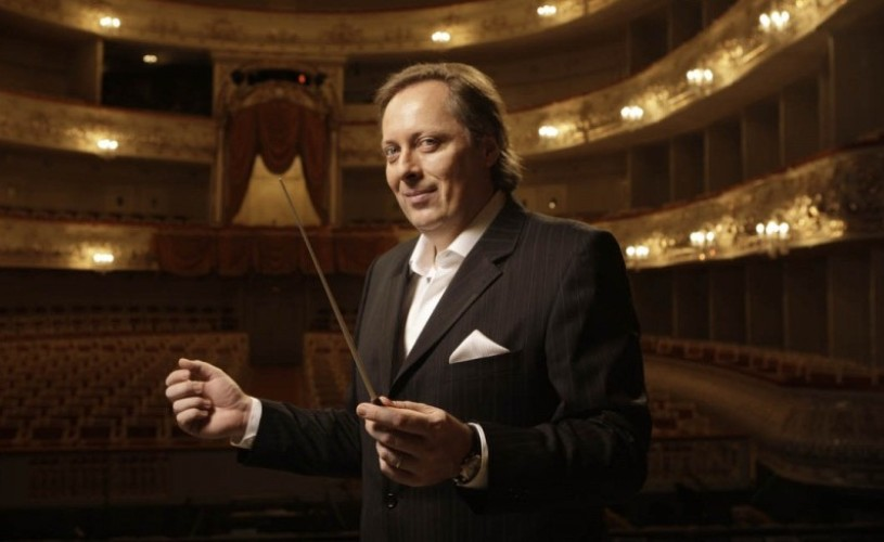 De la Teatrul Mikhailovsky din Sankt Petersburg, la Sala Radio