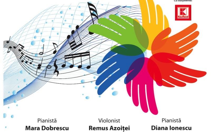 Suflet în culori – concert pentru copiii cu autism
