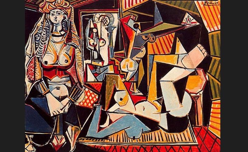 """Picasso, nou record mondial de preţ – Les femmes d'Alger (Version """"O"""")"""