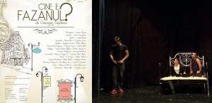 Cine e fazanul?, de Georges Feydeau, la Teatrul Metropolis