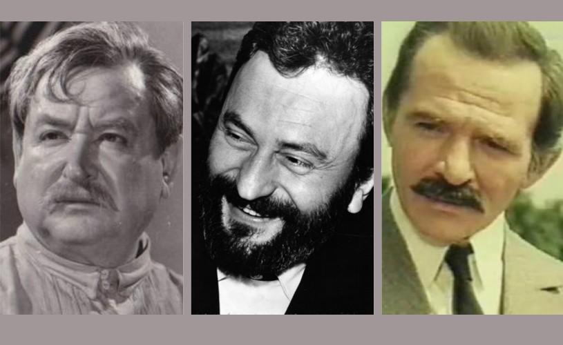 Farse și încurcături în teatru, cu Amza Pellea, Calboreanu și Gheorghe Cozorici