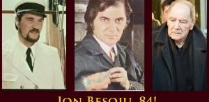 Ion Besoiu, 84. La mulţi ani!