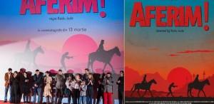 AFERIM, record absolut de spectatori pentru un film românesc la lansare