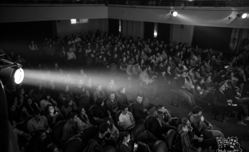 Noaptea Albă a Teatrului Studenţesc – 500 de tineri şi şapte ore de spectacole