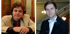 Doi tineri artişti în recital: violoncelistul Octavian Lup şi pianistul Andrei Licareţ