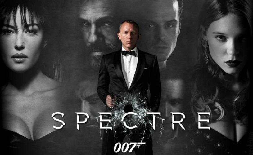 "Primul trailer ""Spectre"", noul film din seria James Bond"