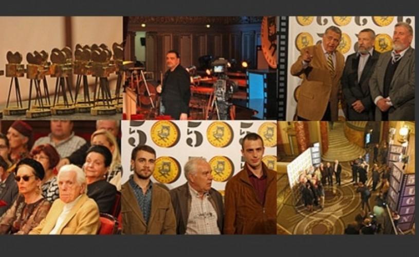 Gala premiilor Uniunii Cineaştilor din România, pe 6 mai, la Cinema Studio