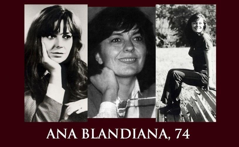 Ana Blandiana, 74