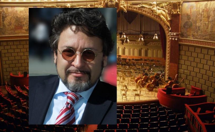 Tenorul Marius Vlad Budoiu – recital de lieduri la Ateneul Român