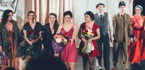 """""""Cine e fazanul?"""", producţie UNATC, cel mai bun spectacol la Serile Teatrului Studenţesc"""