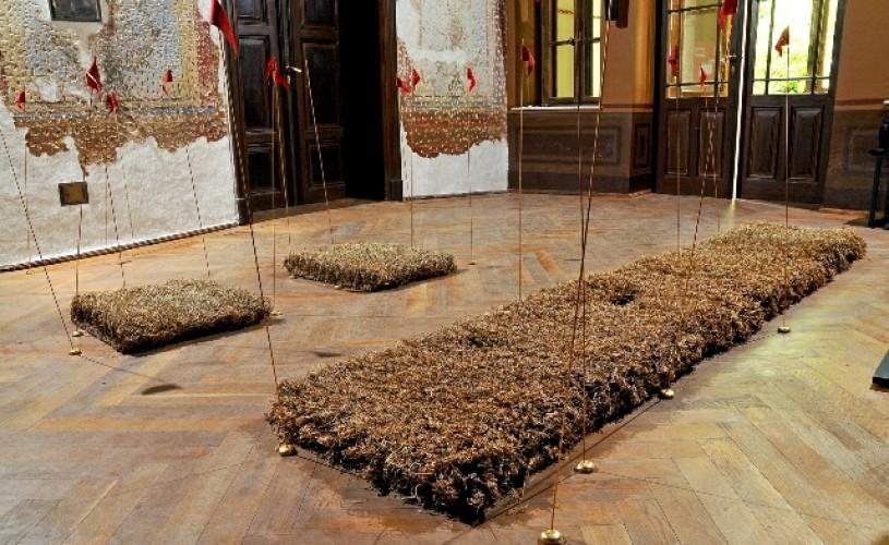 Lucrarea Dorinei Horătău participă la Trienala Internaţională de Artă Textilă de la Riga