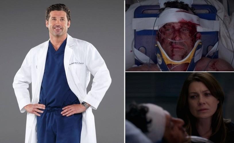 """Fanii serialului """"Anatomia lui Grey"""" fac petiţie pentru… învierea lui Derek Shepard"""