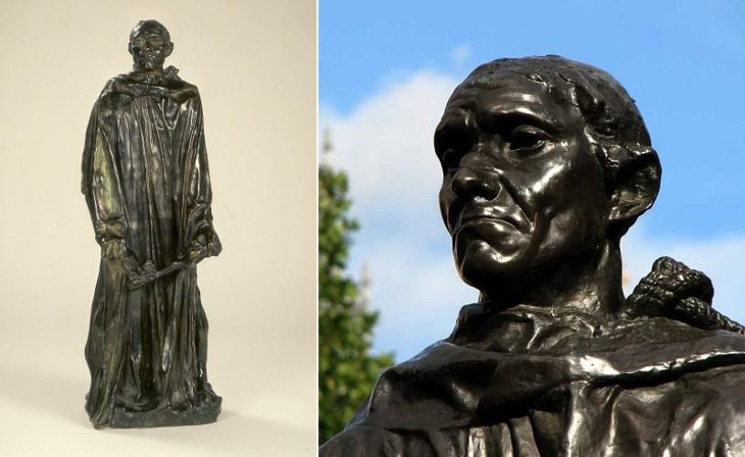 O sculptură de Auguste Rodin, vândută cu 260.000 de euro