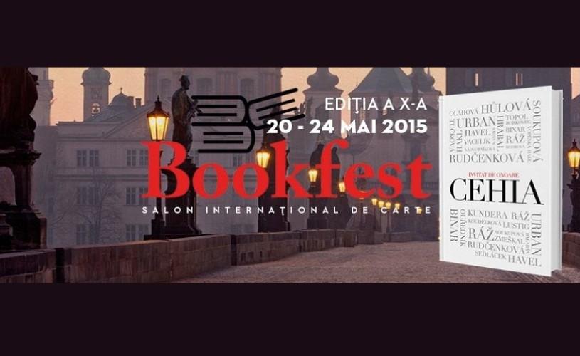 Bookfest 2015: Un milion de volume şi lansări Houellebecq, Murakami şi Djuvara