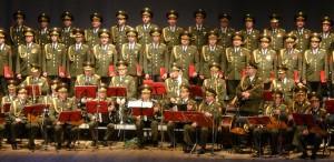 Corul Armatei Roşii invadează Bucureştiul