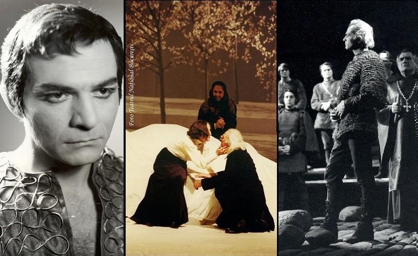 Gheorghe Cozorici, un prinț al scenei –  Seri de Poveste, la TNB
