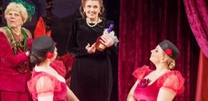 """Soprana <strong>Felicia Filip</strong>: """"La Teatrul de Comedie am găsit o lume căreia simt că îi aparţin"""""""