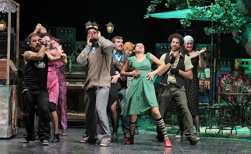 Începe Festivalul European al Spectacolului Timișoara – Festival al Dramaturgiei Românești
