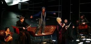 Hamlet, cu Ofelia Popii, pe TVR 2