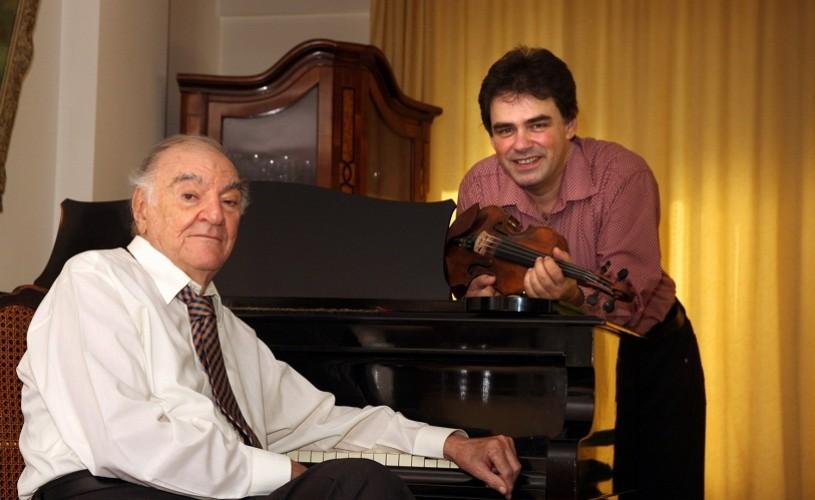 Beethoven, la Sala Radio – Integrala Sonatelor pentru pian şi vioară