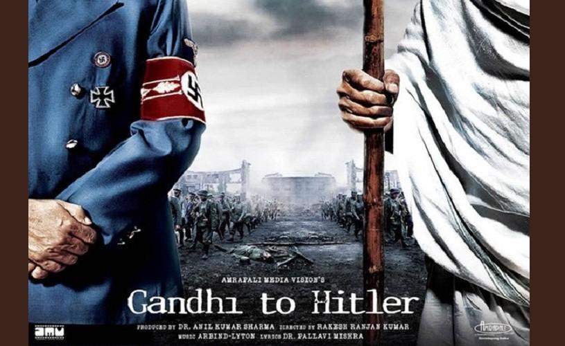 Scrisoarea trimisă de Gandhi lui Hitler, cu o lună înainte de invadarea Poloniei