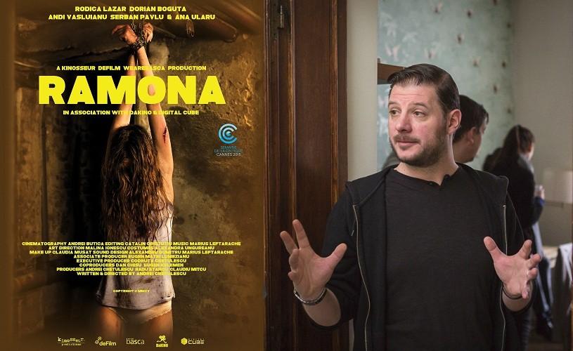 """Ramona, de Andrei Crețulescu, în selecția oficială """"Semaine de la Critique"""" – Cannes 2015"""