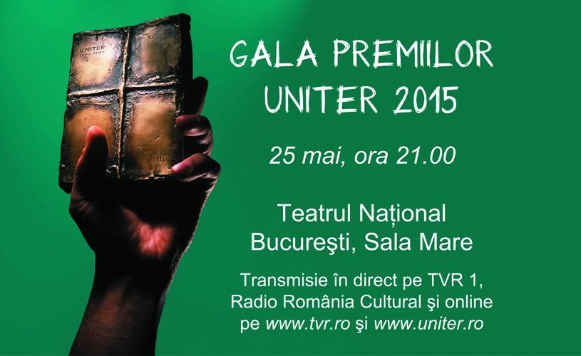 Start! Gala Premiilor UNITER 2015