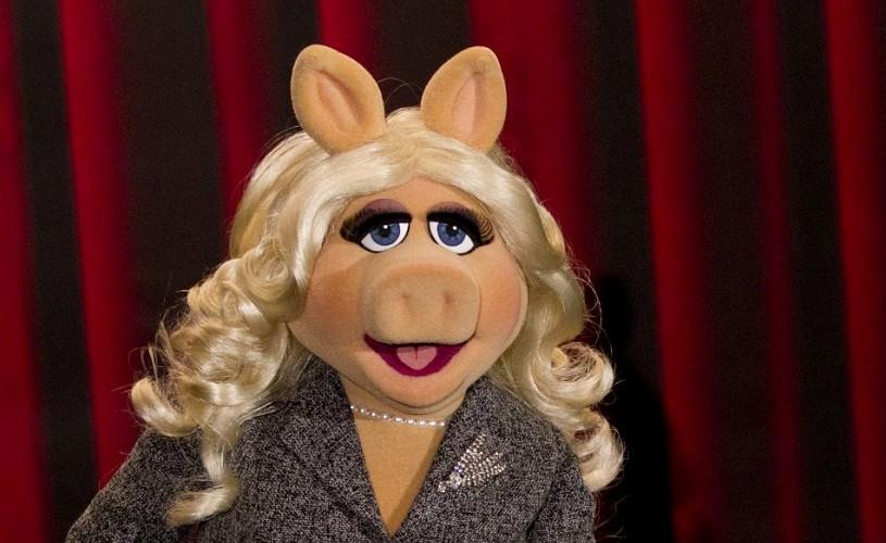 Miss Piggy, premiată pentru susţinerea feminismului