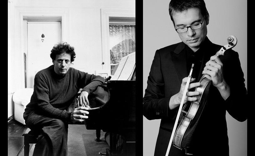 Philip Glass by Alexandru Tomescu, la Sala Radio