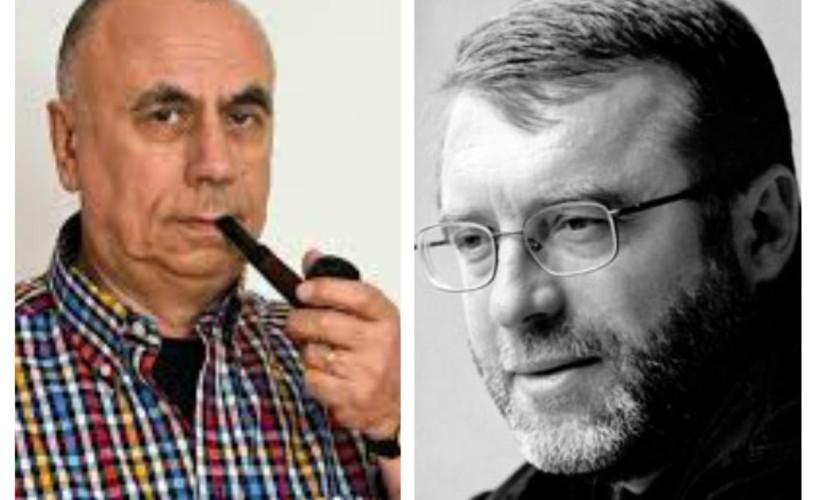 Scriitorii Matei Vişniec şi George Arion, la Salon du Livre des Balkans de la Paris