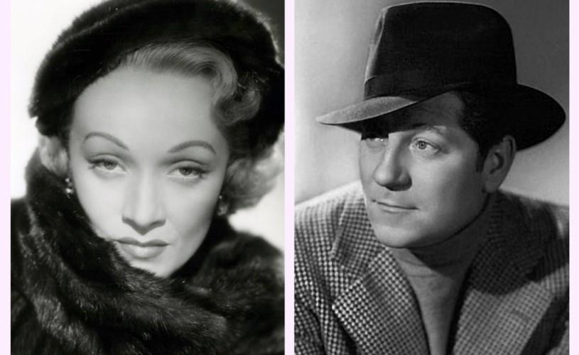 Marlene Dietrich şi Jean Gabin – pasiunea printre tunuri
