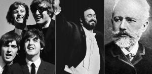 STUDIU - Muzica potenţează gustul unor preparate culinare. Cu ce se potrivesc Beatles, Pavarotti şi Ceaikovski?