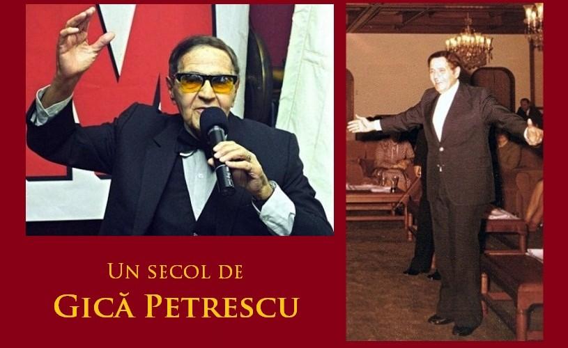 Un secol de Gica Petrescu