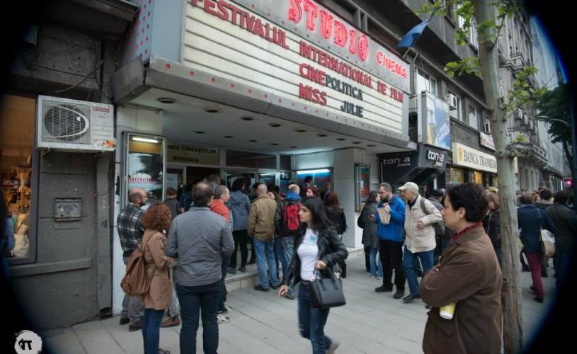 Românii au cumpărat mai multe bilete la film în 2014