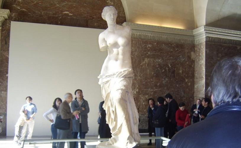 Venus din Milo, reprezentarea unei prostituate?