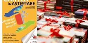 Cartea în așteptare, o campanie socială și culturală, la Bookfest