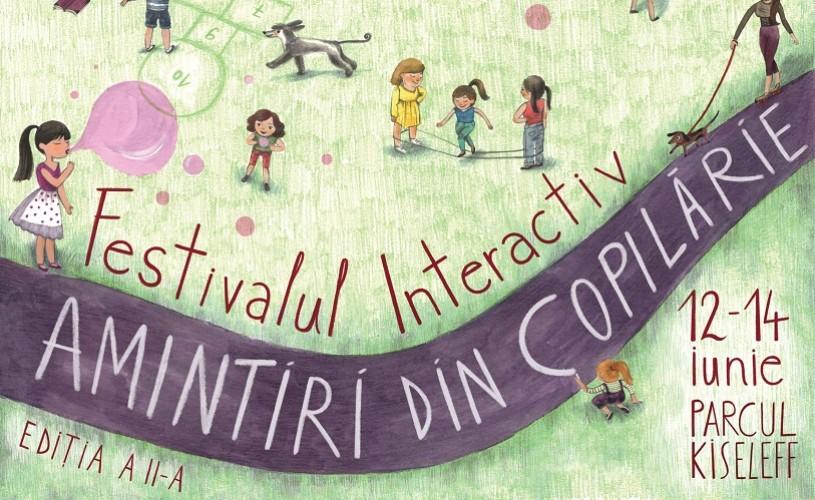 """Trei zile pline de ghiduşii – Festivalul Interactiv """"Amintiri din copilarie"""""""
