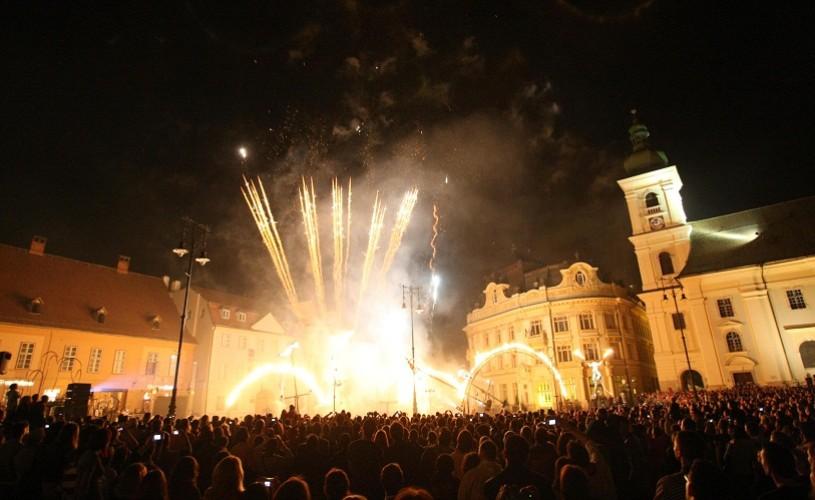 427 de evenimente, în 67 de spaţii – Festivalul de Teatru de la Sibiu 2015