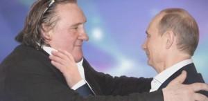 """Gerard Depardieu: """"Sunt gata să mor pentru Rusia!"""""""