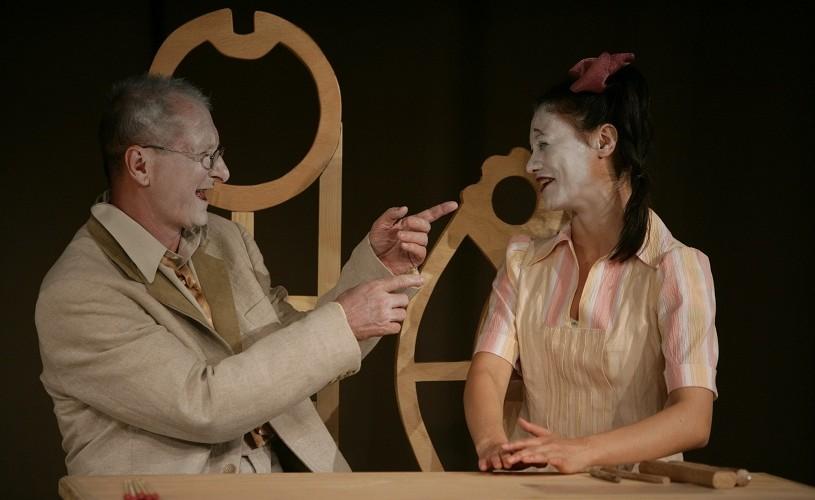 Lectia lui Ionesco, la Festivalul de Teatru de la Rijeka