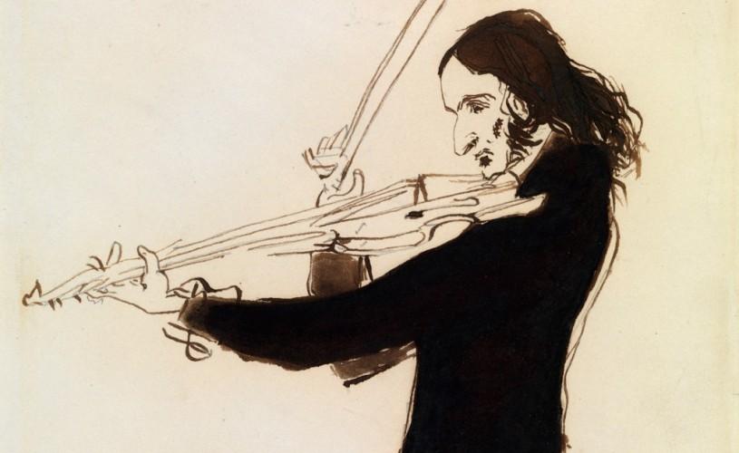 """Niccolò Paganini: """"Am cântat şi toate calomniile s-au transformat în laude"""""""
