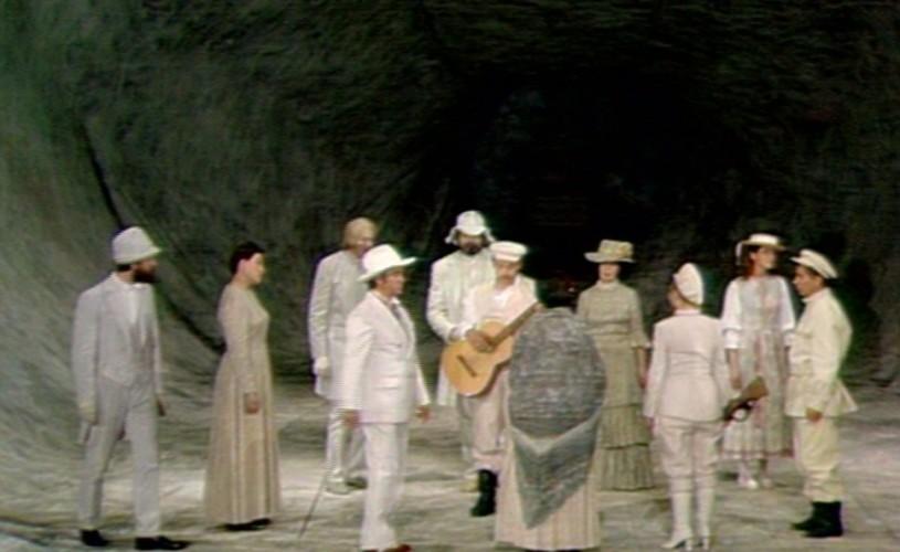 "György Harag/Gheorghe Harag – ""Livada cu vișini"",  un spectacol-testament"