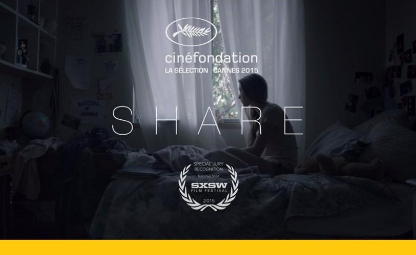Share, de Pippa Bianco, premiul I al secţiunii Cinéfondation, la Cannes 2015