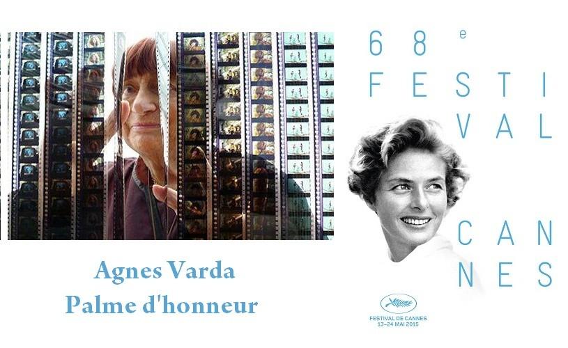 Cannes 2015: Agnes Varda, Palme d'Or onorific