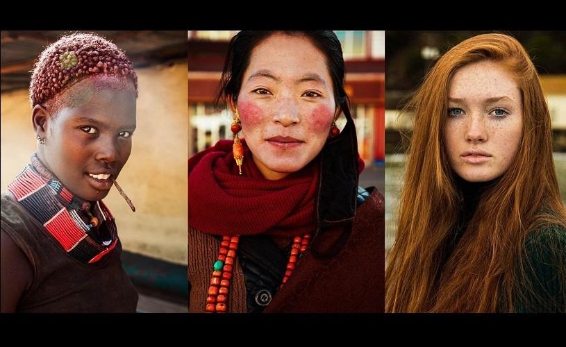 Atlasul Frumusetii, proiectul fotografei Mihaela Noroc, prezentat în emisiunea lui Oprah Winfrey